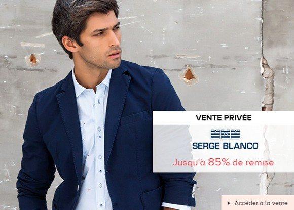Vente Privée Serge Blanco