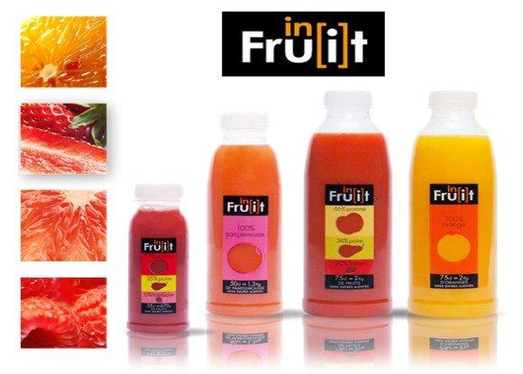 Pour être en forme : Les Jus de Fruits Frais In Fruit !