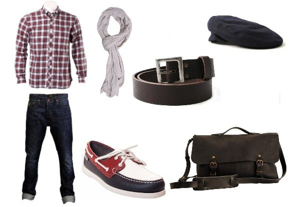 Look Automne Hiver by Monsieur Mode