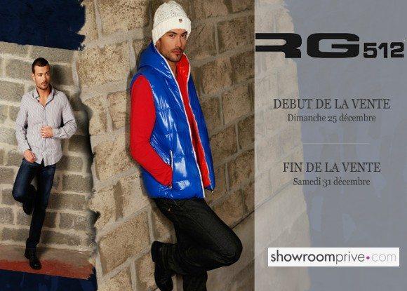 Vente Privée RG512 chez Showroom Privé !