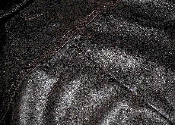 Entretenir une veste en cuir