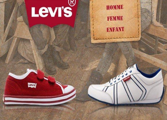 Vente Privée Levi's chez Showroom Privé !