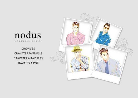 Vente Privée Nodus sur Showroom Privé