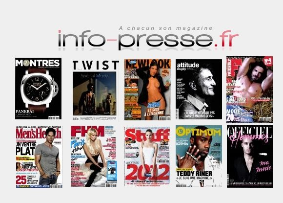 Code Promo pour abonnements magazines chez Info Presse