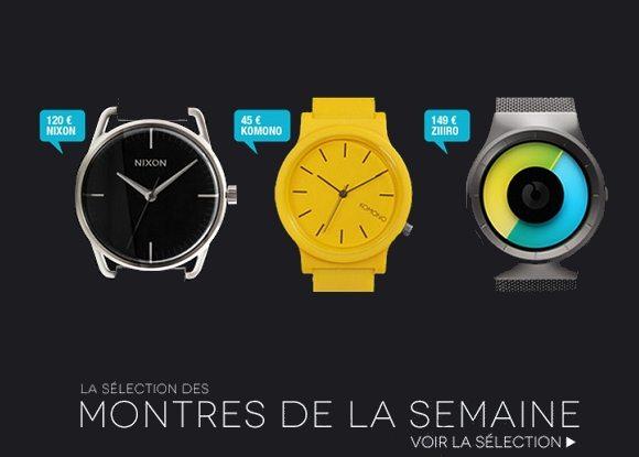 Codes Promo Montres Timefy