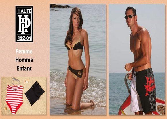 Vente Privée Maillot de Bain de la marque Haute-Pression