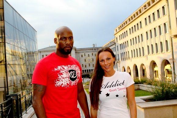 T-Shirt Homme et Femme Quiet Strength