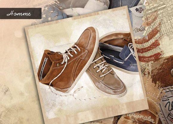 Vente Privée Chaussures Wrangler