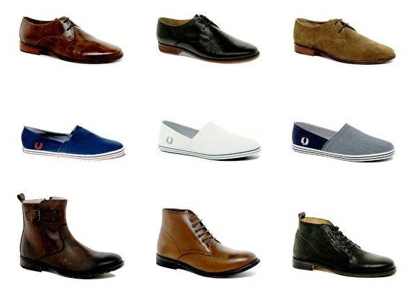 Promotions sur les chaussures homme chez Asos !