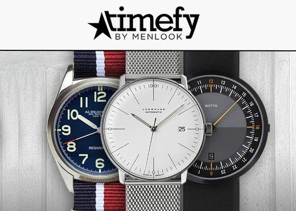 Codes Promos Timefy Juin 2012