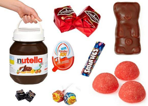 Vente Privée Haribo et Ferrero