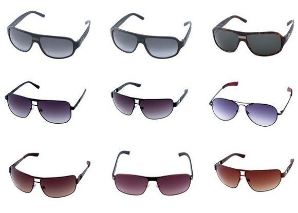 Vente privée de lunettes de soleil Guess