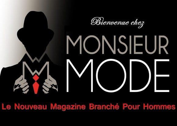 Monsieur Mode : Magazine Homme Mode, Beauté, Culture