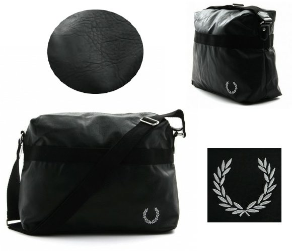 Sac Fred Perry Noir