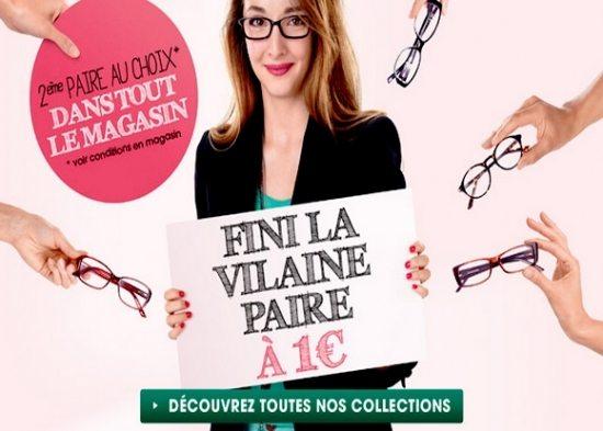 Achetez des lunettes pour hommes chez la Générale d'Optique !