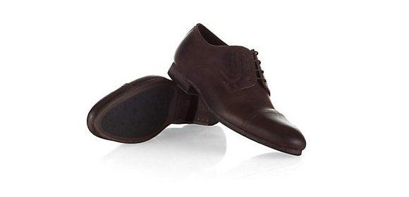Chaussures homme Hugo Boss en cuir
