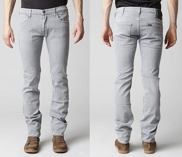 Soldes ninsso et 2012 mode homme blog monsieur mode - Jean gris clair homme ...
