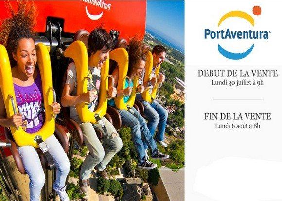 Vente Privée PortAventura