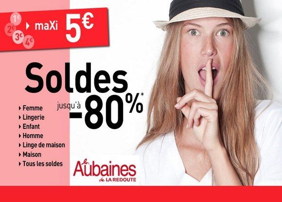 Soldes La Redoute Eté 2012