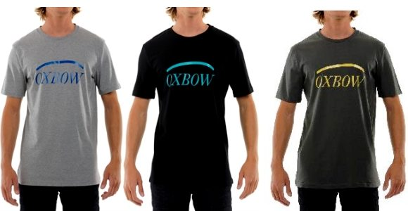 T-shirt homme Oxbow