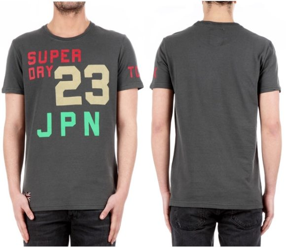 Tee Shirt Superdry