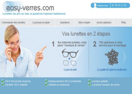 Achetez vos lunettes en toute sécurité avec Easy Verres !
