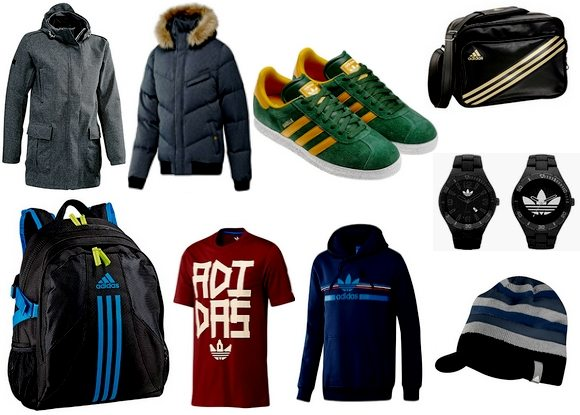 Nouvelle Collection Adidas Automne Hiver 2012 – 2013