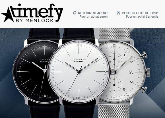 Code Promo Timefy Octobre 2012