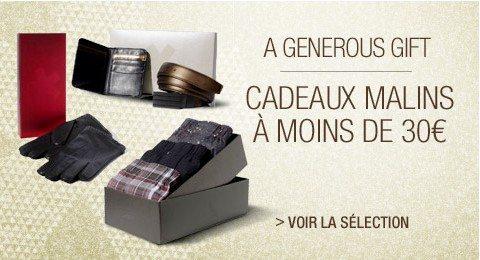 les id es cadeaux pour hommes par c lio mode homme blog monsieur mode. Black Bedroom Furniture Sets. Home Design Ideas