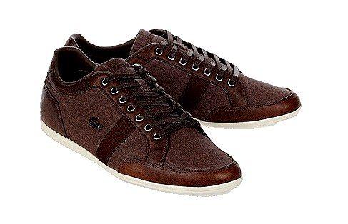 Chaussures Lacoste Marron Alisos 5