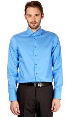 Chemise Calvin Klein bleu ciel