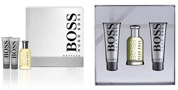 Coffret cadeau parfum Hugo Boss