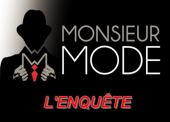 Questionnaire à l'attention des lecteurs de Monsieur Mode !
