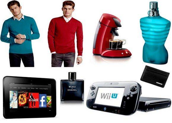 top id es cadeaux pour hommes no l mode homme blog monsieur mode. Black Bedroom Furniture Sets. Home Design Ideas