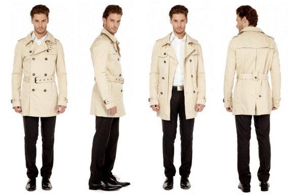 trench coat beige homme images. Black Bedroom Furniture Sets. Home Design Ideas