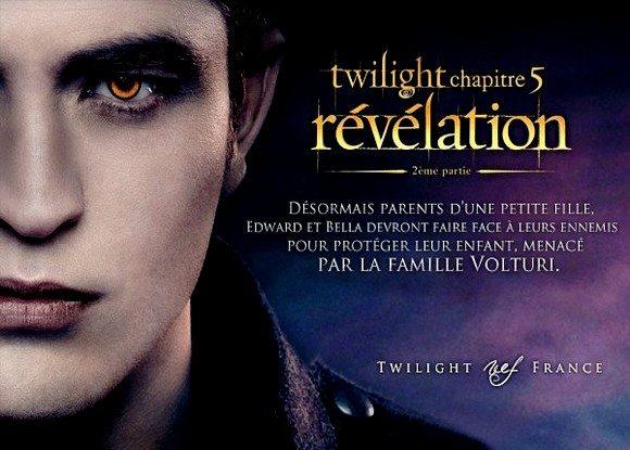 Twilight – Chapitre 5 : Révélation de Bill Condon