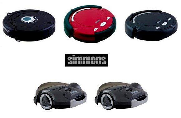 Aspirateurs autonome Simmons