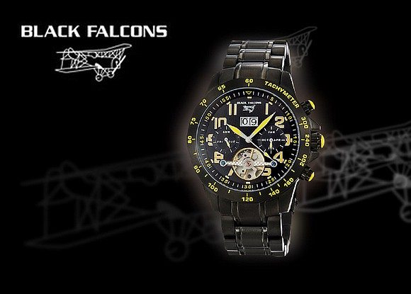 Montre Black Falcons