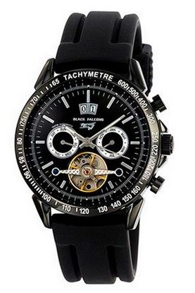 Montre homme sport Black Falcons