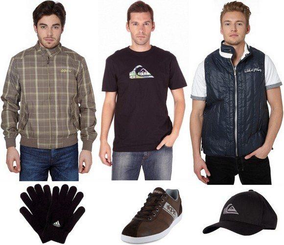 Vêtements et accessoires homme