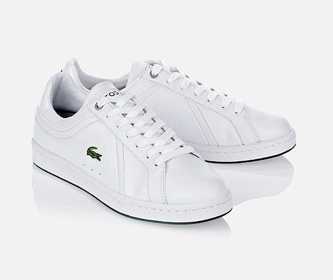Basket Tennis Lacoste