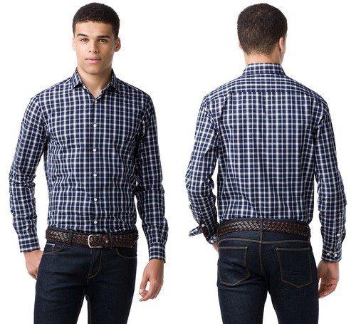 Chemise à carreaux homme Tommy Hilfiger