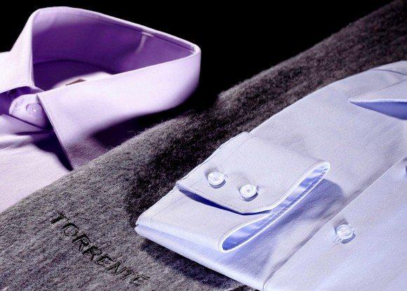 Vente Privée de chemises et écharpes Torrente