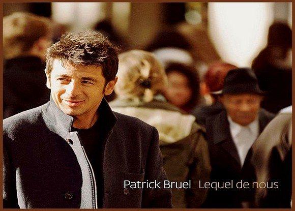 L'album Lequel De Nous de Patrick Bruel