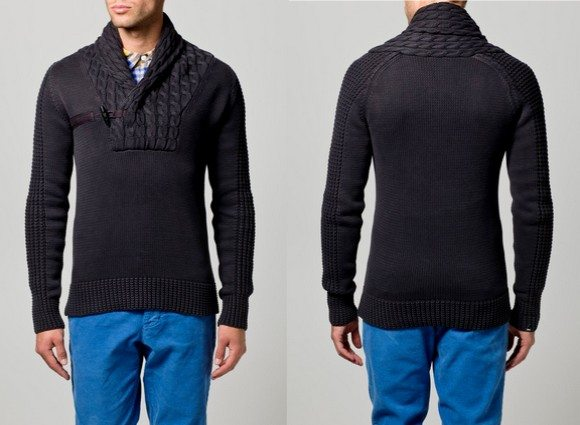 Pull homme fashion Denham