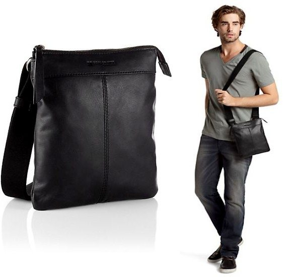 Sac homme Hugo Boss Orange