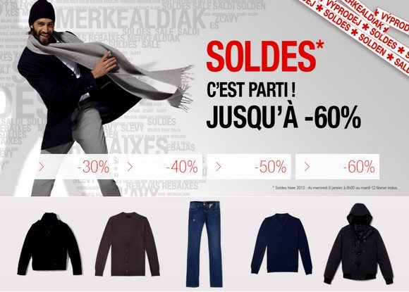 soldes celio hiver 2013 mode homme blog monsieur mode. Black Bedroom Furniture Sets. Home Design Ideas