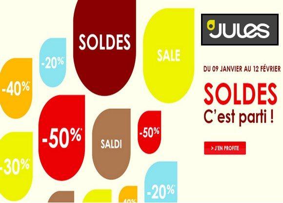 Soldes Jules Hiver 2013