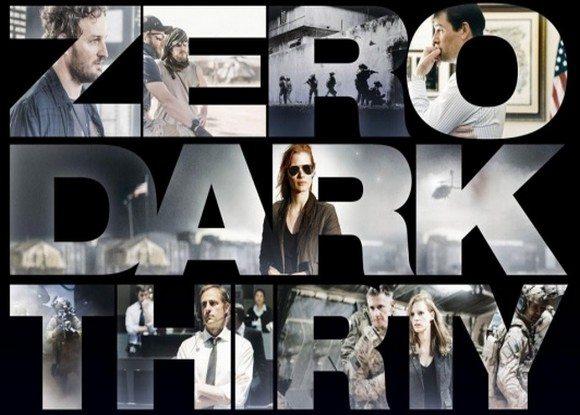 Zero Dark Thirty de Kathryn Bigelow
