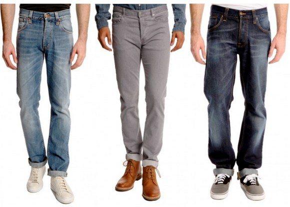 Les jeans pour hommes chez Menlook